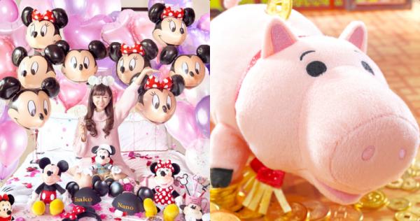 豬年發威!《玩具總動員》火腿、三隻小豬攻佔香港迪士尼!2019新春限定米奇及Duffy週邊萌翻粉絲!