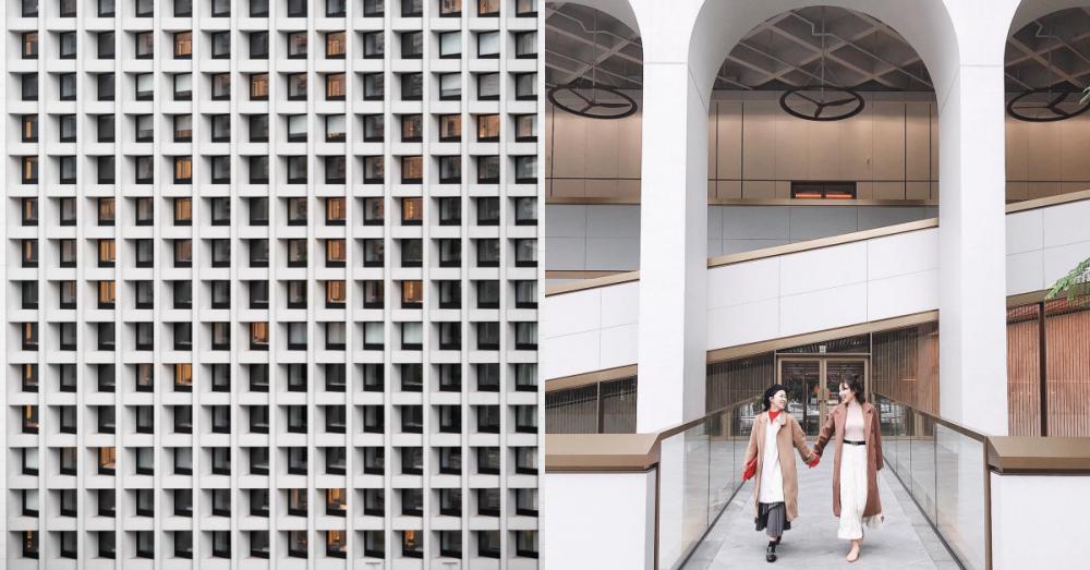 HONG KONG獨特建築美學!盤點 4 個最美幾何圖形隱藏位置!跟著新地標來重新認識香港!