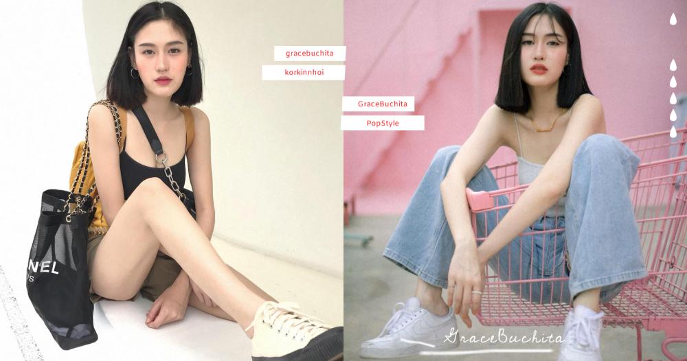 竟然有泰版水原希子! 5個連女生都愛的「泰國超人氣網紅」,IG立刻追踪起來!