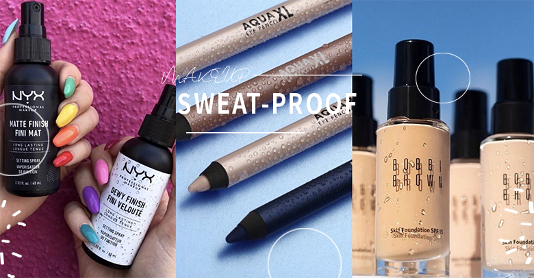 From Primer To Setting Spray, A Guide On How To Sweat-Proof Your Make Up