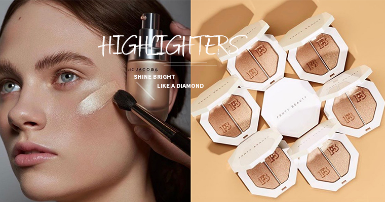 Recipe To Glowy Skin: These Highlighters Will Make You Shine Bright Like A Diamond