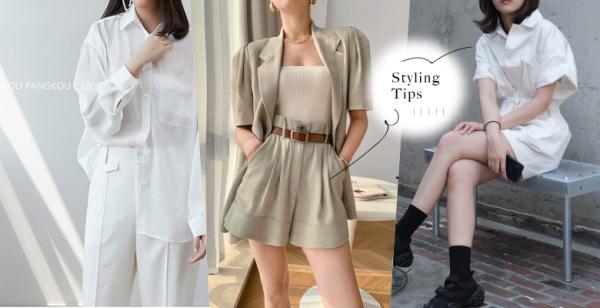 【淘宝选店】7家高质感衬衫、套装店铺推荐!「高级感平价穿搭」诠释盐系风格